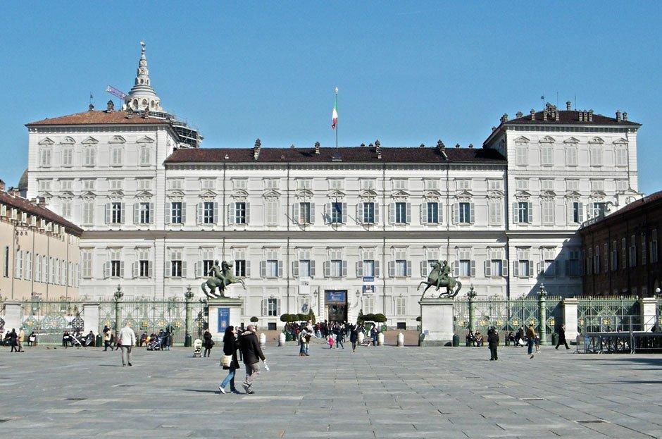 Palazzo Reale Tour
