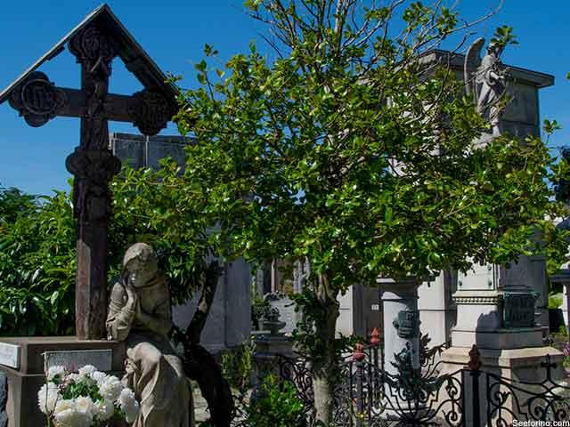 Cimitero Monumentale di Torino | PhotoCredit www.seetorino.com